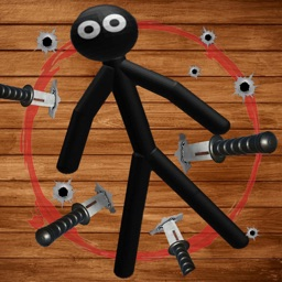 Kick The Stickman Buddy Game