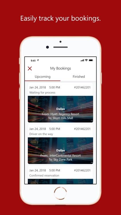oneride-The app for passengers screenshot-3