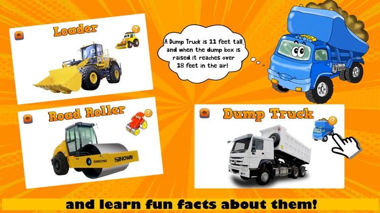 Construction Trucks FULL screenshot-4
