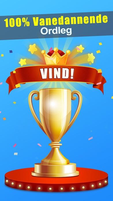 Screenshot for Ord Kryds in Denmark App Store