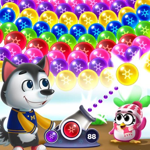 Frozen Pop - Bubble Shooter
