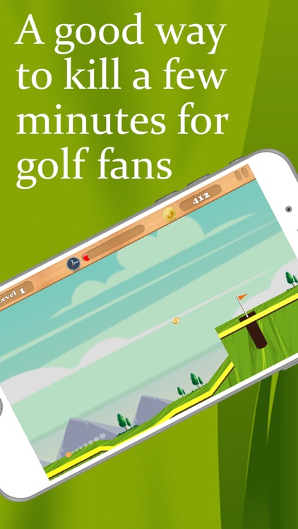 Eighteen Hole Golf Putting Tee