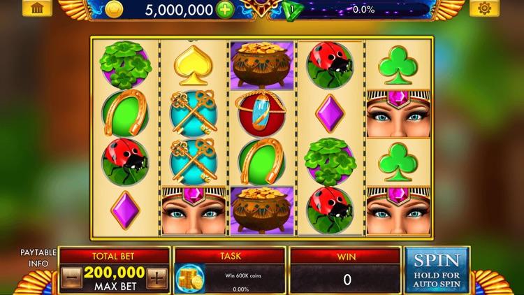 Slots Mega Win Casino Game screenshot-4