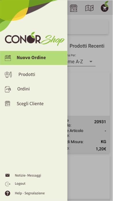 Screenshot of Conor Shop2