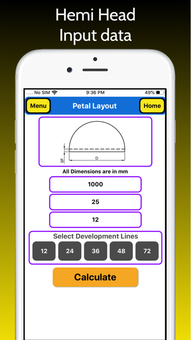 Petal Layout Pro screenshot 7