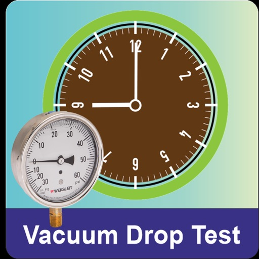 Vacuum Drop Test Calculator