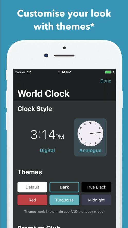 World Clock Time Widget】版本记录- iOS App版本更新记录|版本