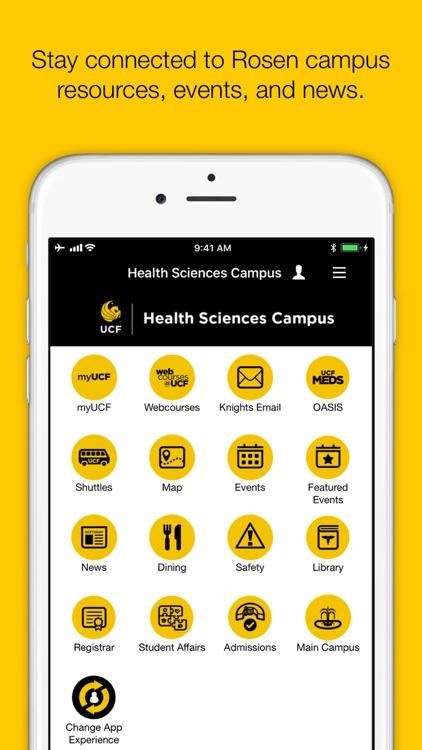 UCF Mobile screenshot-9