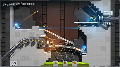 Bridge Constructor PortalScreenshot von 2
