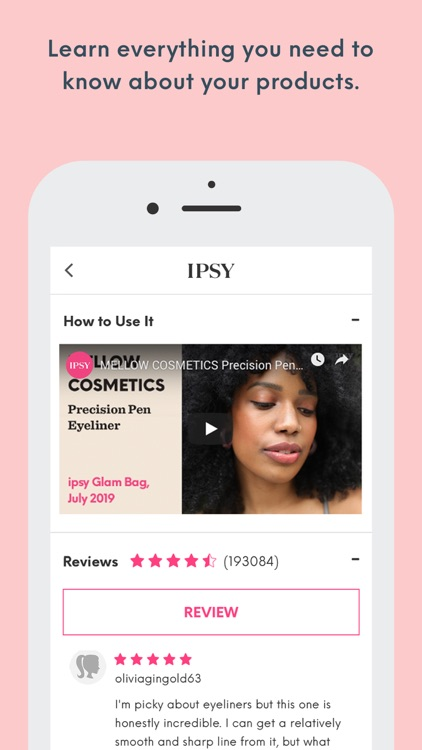 IPSY - Beauty, Makeup & Tips screenshot-3