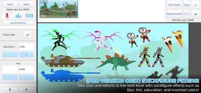 Stick Nodes Pro - Animator