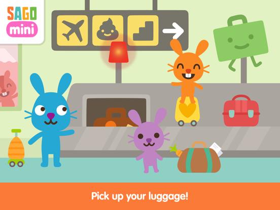 Sago Mini Airport screenshot 10