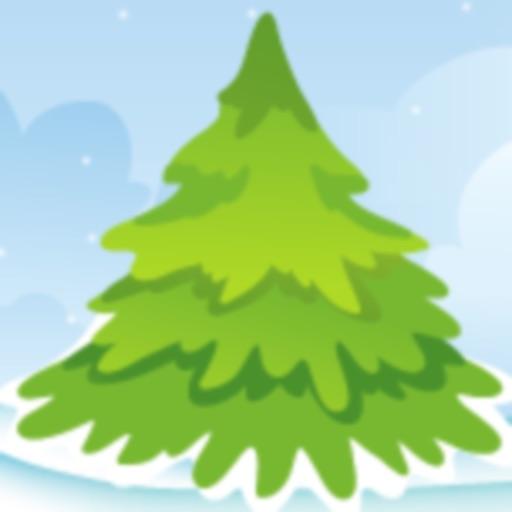 Outloud Christmas Scene