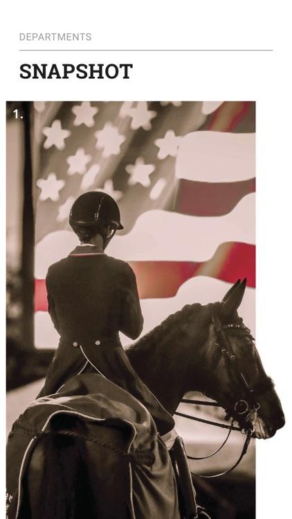 Practical Horseman Magazine HD screenshot-4