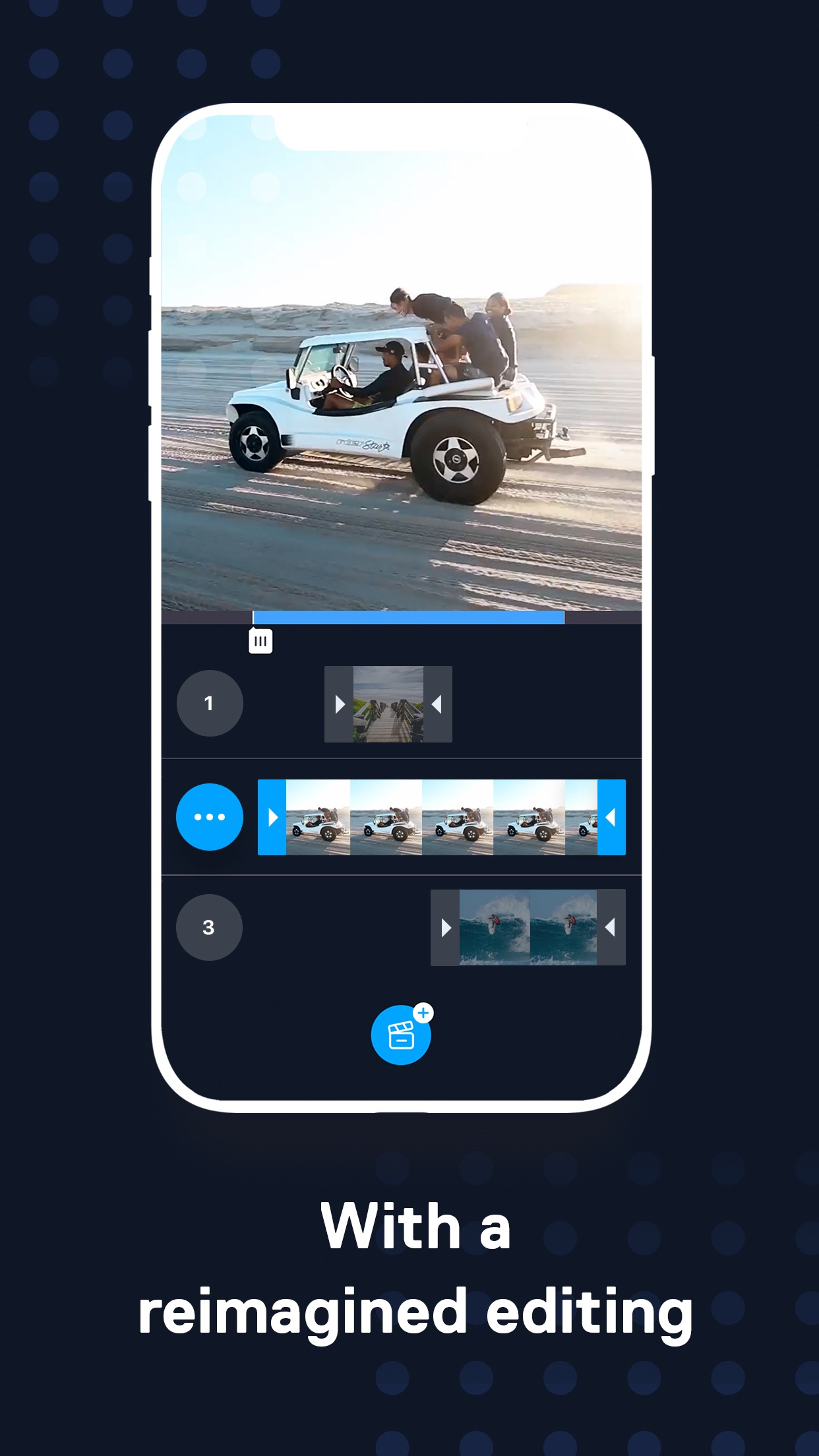 Filmr - Video Editor & Filter Screenshot