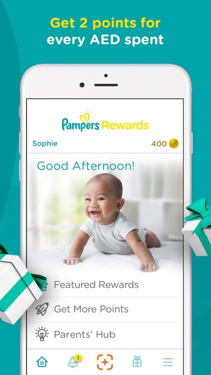 UAE Pampers Rewards