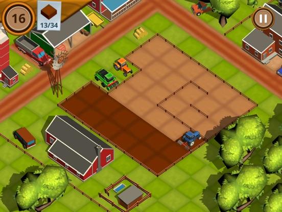TractoRush : Cubed Farm Puzzle screenshot 12