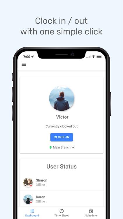 Tinq - Time Tracker