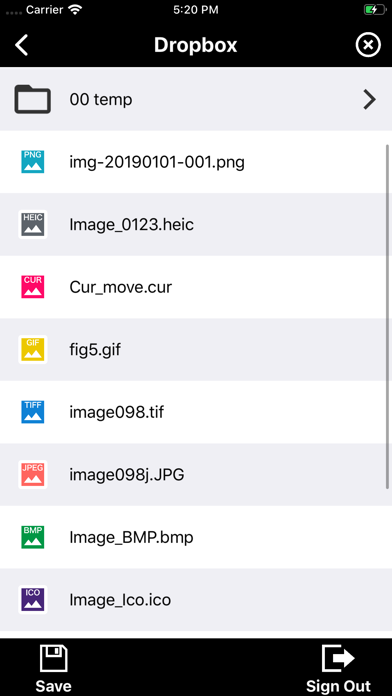 Image-Format Converterのおすすめ画像5