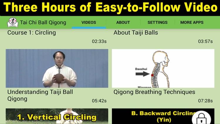 Tai Chi Ball Qigong by YMAA Publication Center, Inc