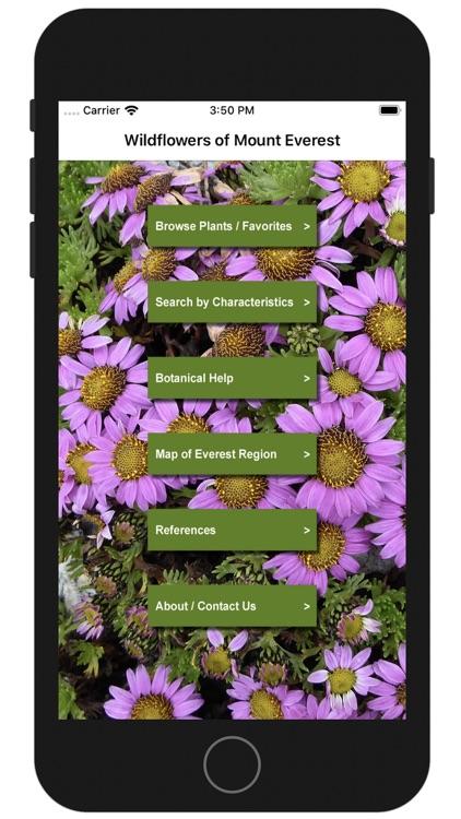 Wildflowers of Mount Everest screenshot-7