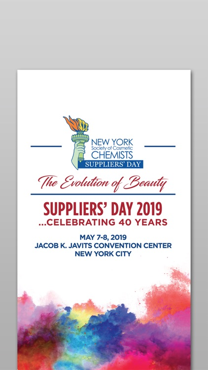 NYSCC Suppliers\' Day 2019 by Map Your Show