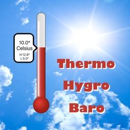 Thermo-Hygro-Baro-Wetter