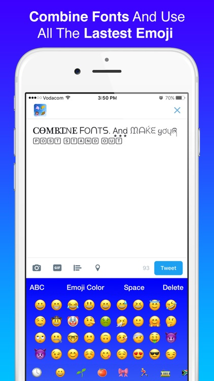 New Cool Fonts Keyboard screenshot-4