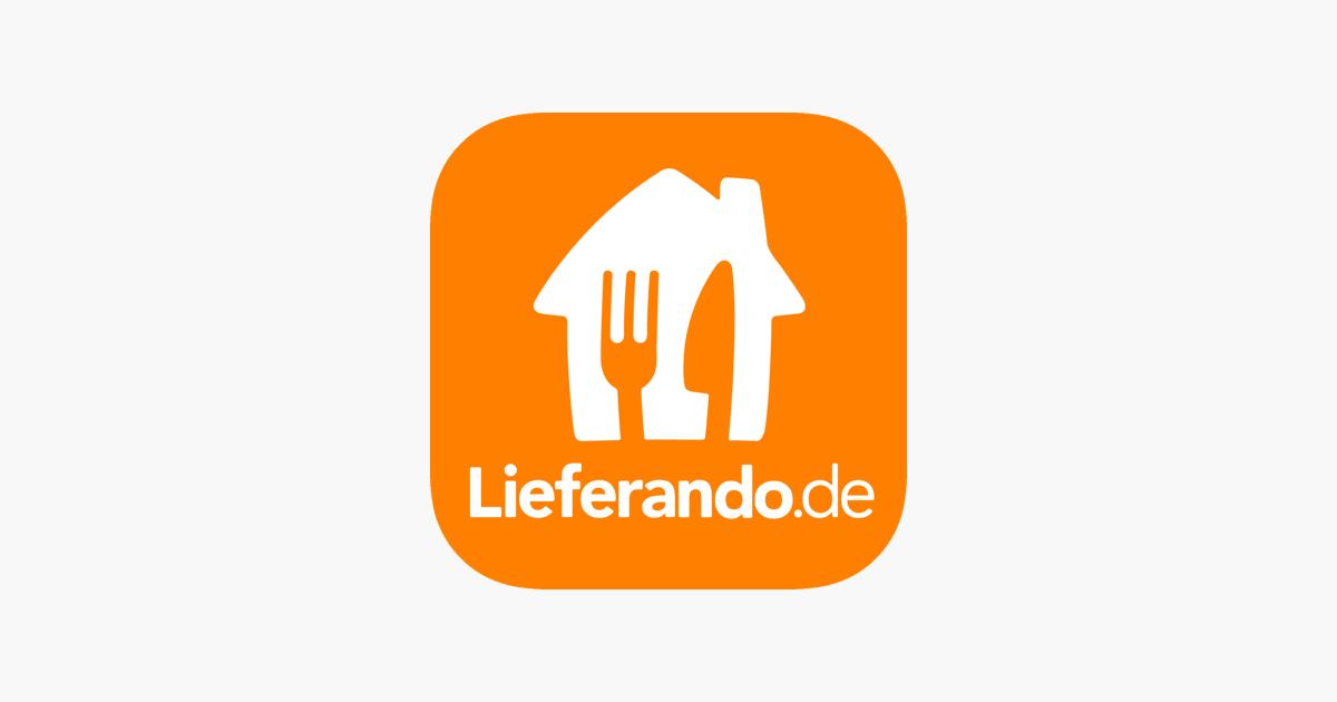 Lieferando de on the App Store
