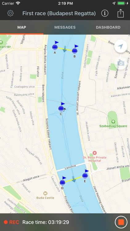 KWINDOO Tracking for sailing screenshot-4