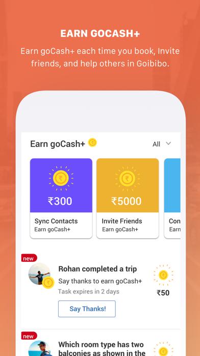Goibibo : Flight , Bus & Hotel Booking screenshot