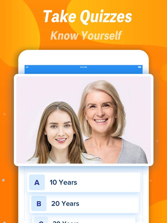 iPad Image of Palmistry & Quiz