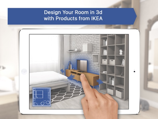 3D Home & Interior for IKEA: ICanDesign screenshot