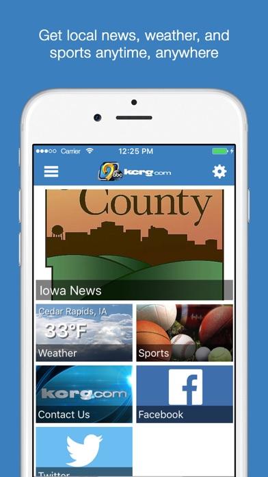 KCRG News - App - Apps Store