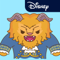 App Icon for Beauty and the Beast Pack 2 App in Brazil IOS App Store