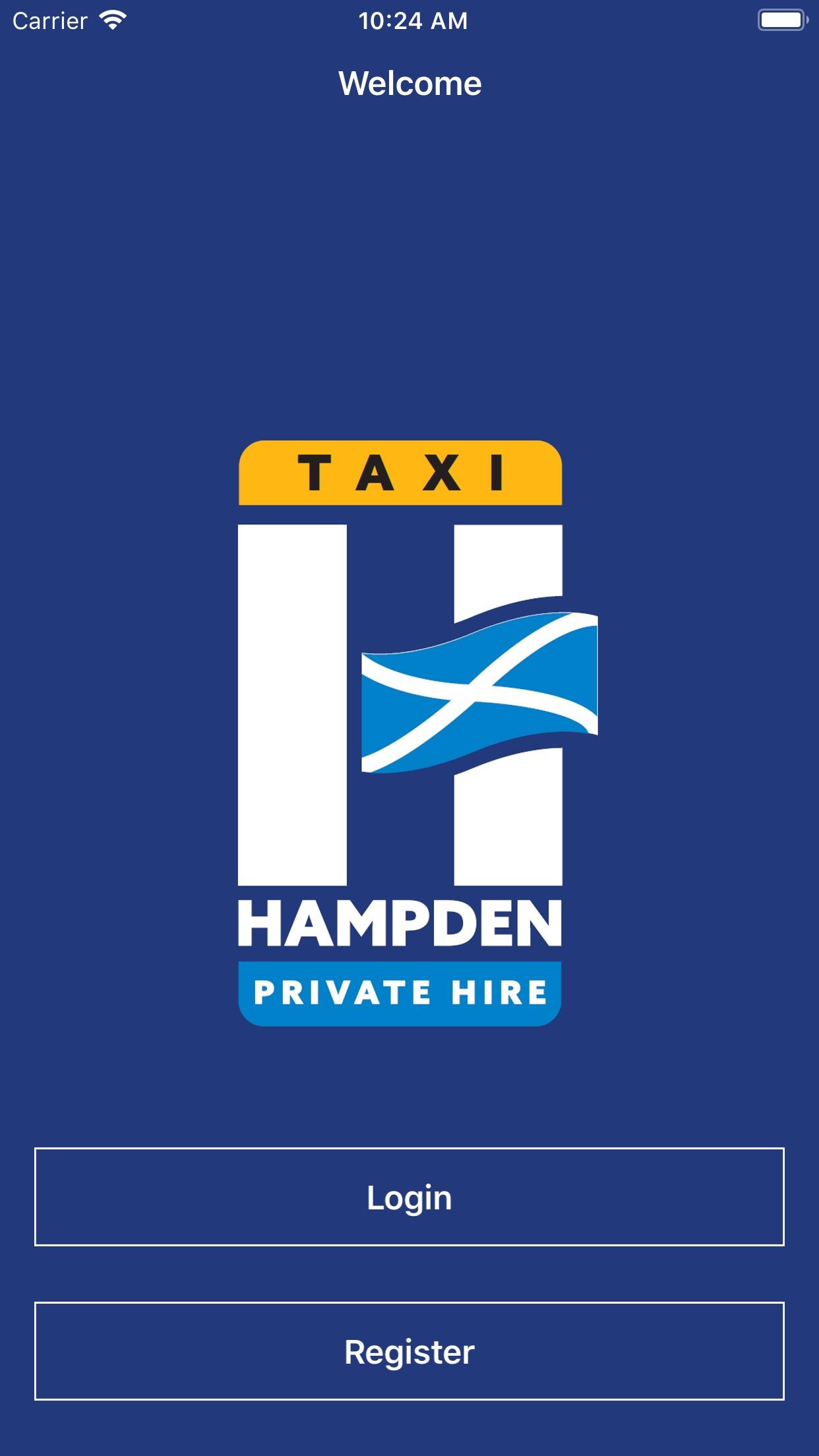 Hampden Cars Glasgow Screenshot