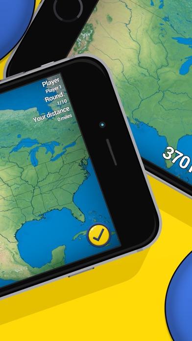 Destinator Geography Quiz Gameのおすすめ画像5
