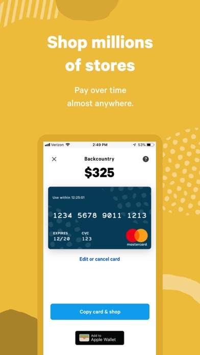 Affirm: A better way to pay by Affirm, Inc  (iOS, United