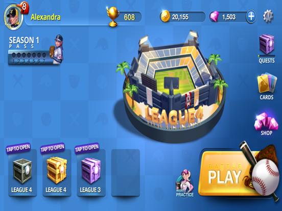 Baseball Clash: Real-time game screenshot 7