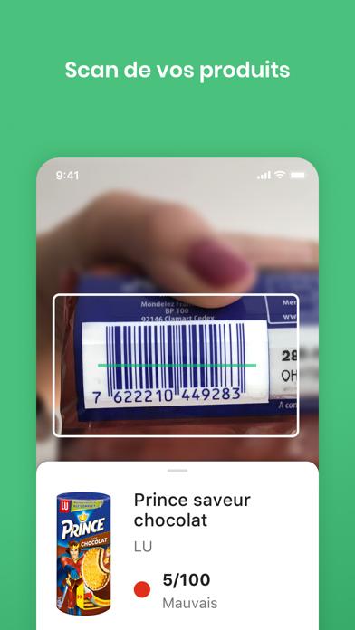 Télécharger Yuka - Scan de produits pour Pc