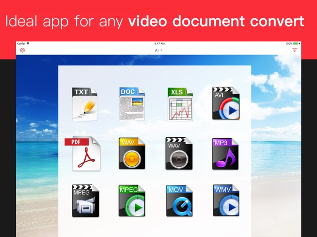 iConv - Video & PDF Converter on the App Store