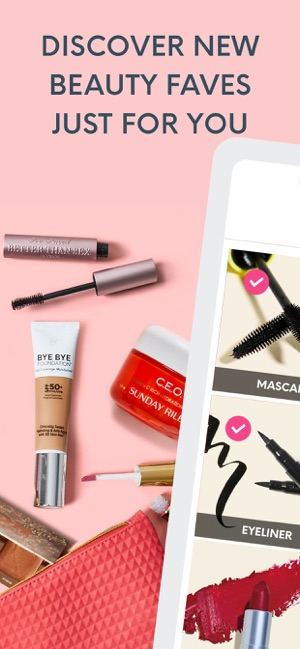 ‎IPSY - Beauty, Makeup & Tips Capture d'écran