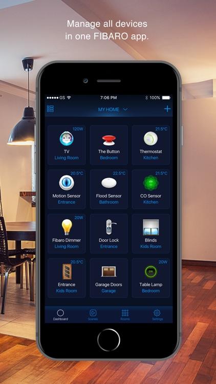 FIBARO for HomeKit Devices