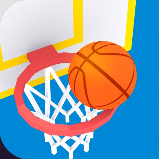 Perfect Dunk 3D free software for iPhone and iPad