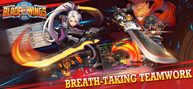 Blade & Wings: Fate of Legends on the App Store