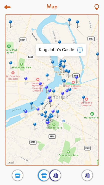 Limerick City Travel Guide screenshot-3