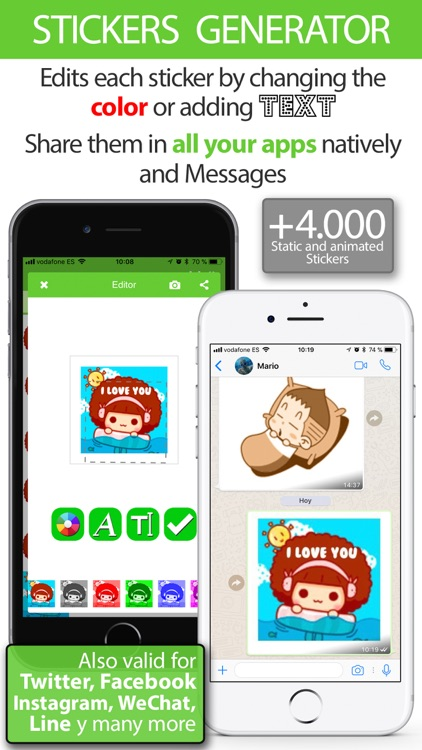 Sticker Generator for WhatsApp