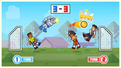 Fast Tempo Soccer Screenshot on iOS