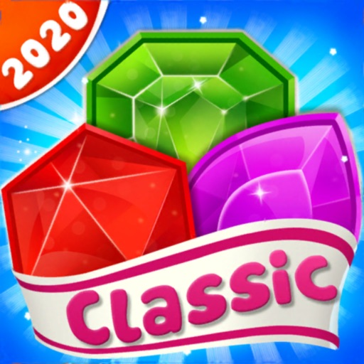 Jewel Classic - Match 3 Games