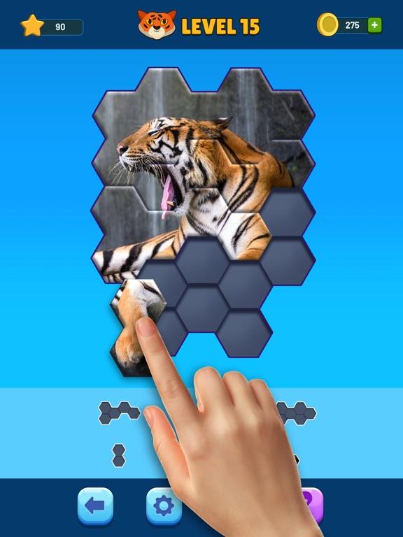 Hexa Jigsaw Puzzle™ screenshot 6